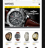 Watches Store - PrestaShop Theme #43576 by Di