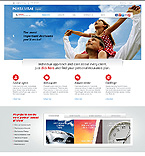 Joomla template #43600 by Cerberus