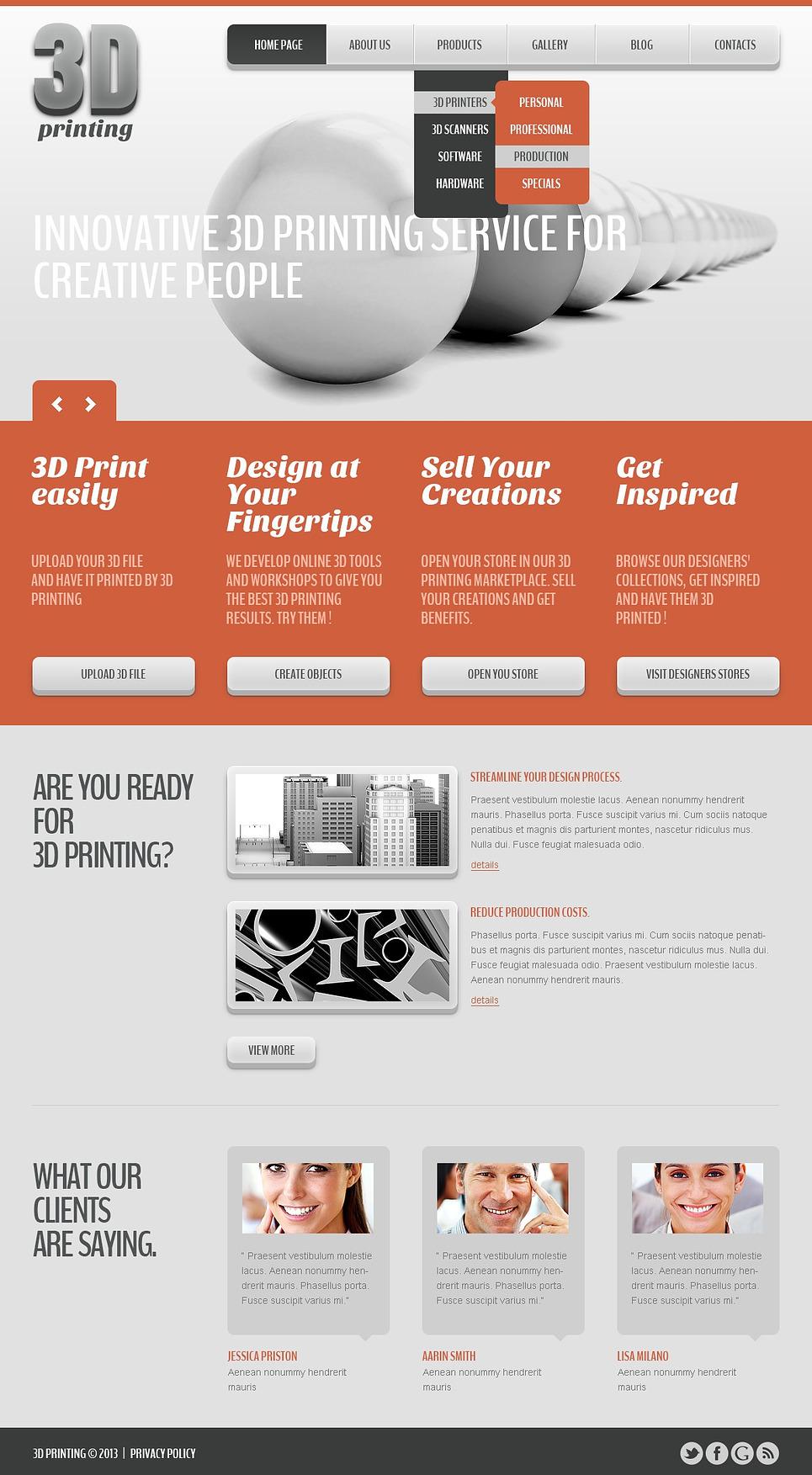 bootstrap print shop joomla template web design templates website templates download. Black Bedroom Furniture Sets. Home Design Ideas