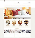 Luxury Linen Store - PrestaShop Theme #43626 by Delta