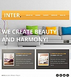 Facebook HTML CMS Template #43676