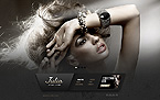 Website template #43702 by Elza