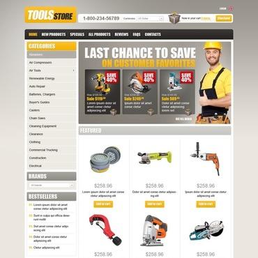 Купить  пофессиональные ZenCart шаблоны. Купить шаблон #43707 и создать сайт.