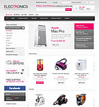 Magento theme #43714 by Hermes