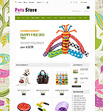 Pets Store - PrestaShop Theme #43758 by Di