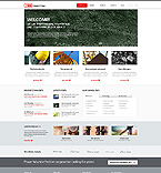 Website template #43787 by Cerberus