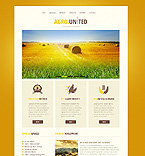 Website template #43793 by Delta