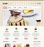 Website template #43795 by Amour