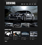 Website template #43796 by Sawyer