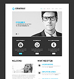Website template #43797 by Sawyer