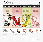 Footwear Store - PrestaShop Theme #43800 by Di