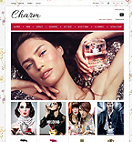 Charming Perfumes - PrestaShop Theme #43801 by Di