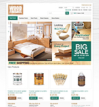 Magento theme #43806 by Hermes