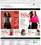 Magento theme #43807 by Hermes