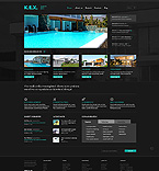 Website template #43851 by Cerberus
