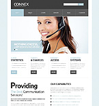 Joomla template #43878 by Sawyer