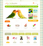 My Little Buddy - PrestaShop Theme #43887 by Delta