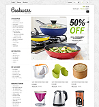 Cookware - PrestaShop Theme #43973 by Di
