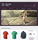 Tennis Time - PrestaShop Theme #43974 by Astra