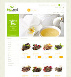 Tea Land - PrestaShop Theme #43976 by Delta