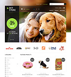 Pet Store - PrestaShop Theme #43977 by Delta