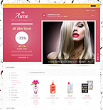 VirtueMart Template #43997 by Delta