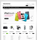 Electronics Store - PrestaShop Theme #43998 by Hermes