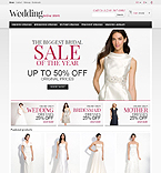 Responsive Wedding Store - PrestaShop Theme #44015 by Hermes