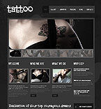 WordPress theme #44017 by Elza