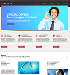 Joomla template #44018 by Cerberus