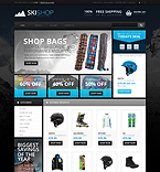 OpenCart Template #44027 by Ares