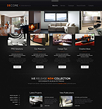 Website template #44030 by Delta