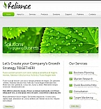 Facebook HTML CMS Template #44103