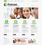 Stretched Flash CMS Theme #44110