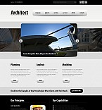 Stretched Flash CMS Theme #44113