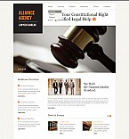 Stretched Flash CMS Theme #44116
