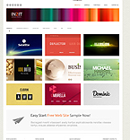 WordPress theme #44132 by Delta