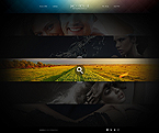 Website template #44152 by Ares