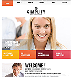 Joomla template #44156 by Sawyer
