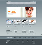 Website template #44202 by Cerberus