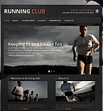 Facebook HTML CMS Template #44232