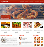 WordPress theme #44258 by Solomia