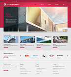 Website template #44260 by Cerberus