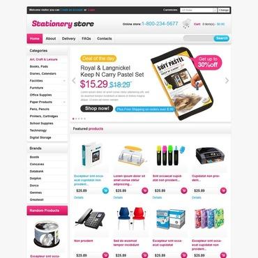 Homepage für Büromaterial erstellen lassen