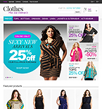 Responsive Store for Puffy Ladies - PrestaShop Theme #44267 by Hermes