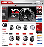 Auto Store - PrestaShop Theme #44269 by Hermes