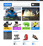Magento theme #44273 by Hermes