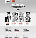 Website template #44277 by Sawyer