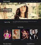 Website template #44299 by Solomia