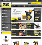 OpenCart Template #44302 by Hermes